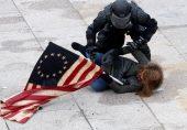 کیپٹل ہل پر چڑھائی میں ملوث 300 افراد کی نشان دہی، قانونی کارروائی جاری
