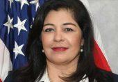 پاکستانی نژاد امریکی صائمہ محسن پہلی مسلمان وفاقی پراسیکیوٹر مقرر