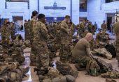 حلف برداری کی تقریب کی سیکیورٹی پر 20 ہزار فوجی تعینات کیے جائیں گے: مائیک پینس