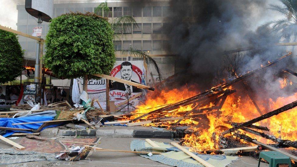 عرب مظاہرے