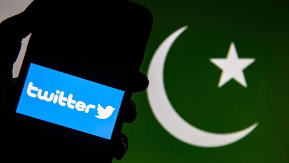 پاکستان، ٹوئٹر