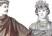 جب 'قسمت کی دیوی' نے طوائف گلی کی تھیوڈورا کو سلطنت روم کی ملکہ بنا دیا