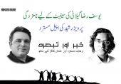 ویڈیو: خبر اور تبصرہ – پرویز رشید کی اپیل اور یوسف رضا گیلانی کی نامزدگی