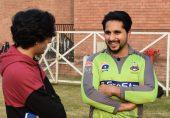 لاہور قلندرز کے نئے سٹار فرزان راجہ کا انٹرویو
