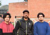 لاہور قلندرز کے فاسٹ باؤلر دلبر حسین کا انٹرویو