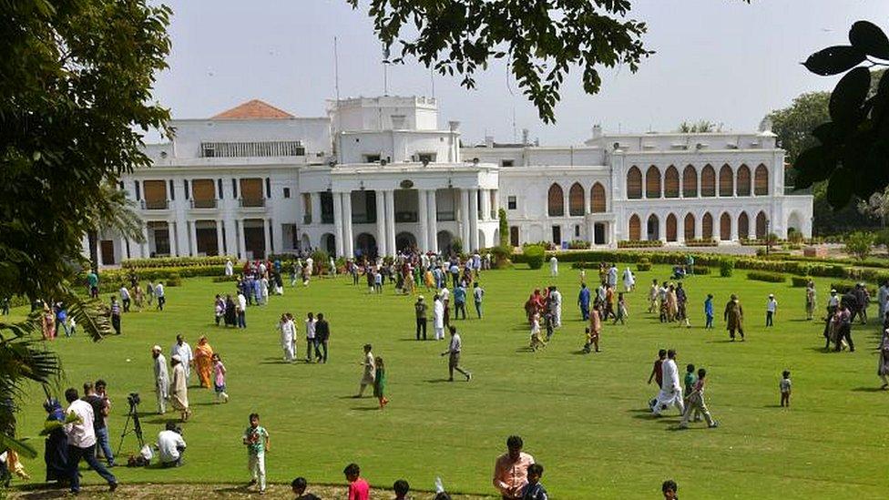 گورنر ہاؤس لاہور