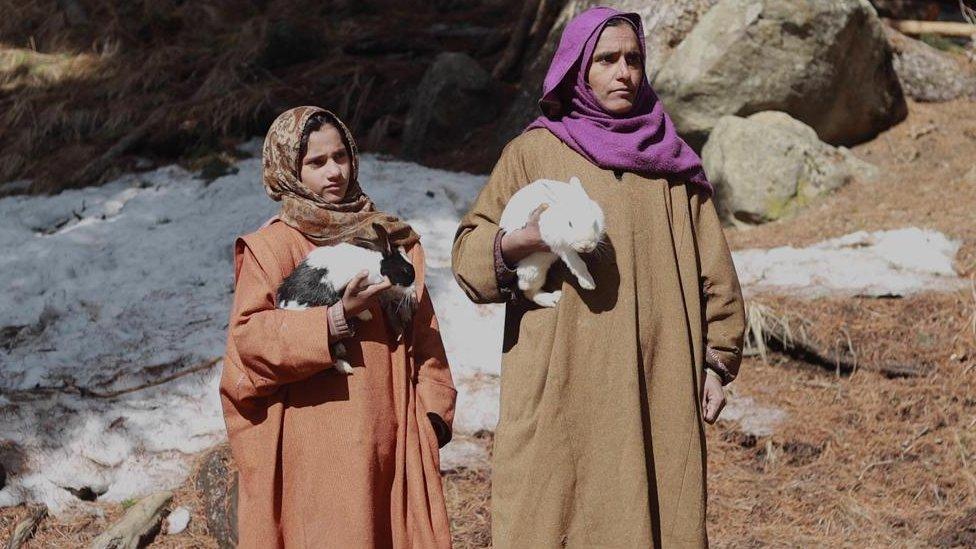 روبینہ اور ان کی والدہ