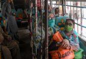 'کراچی کا غیر محفوظ اور مہنگا ٹرانسپورٹ نظام خواتین کی ترقی کی راہ میں رکاوٹ'