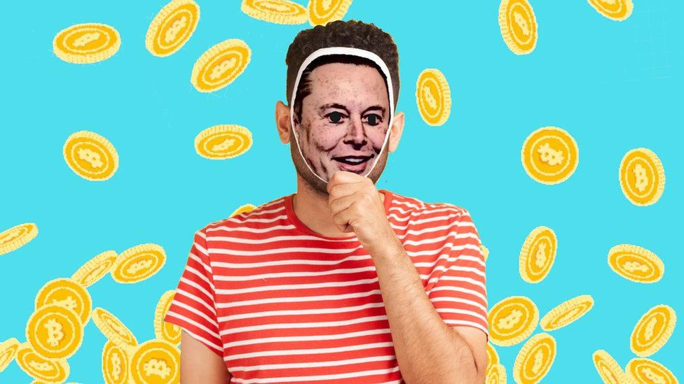 scammers impersonating musk