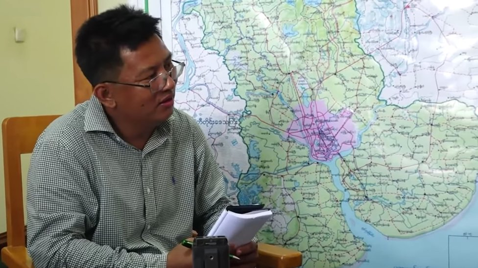 BBC journalist Aung Thura, detained in Myanmar on 19 March 2021