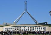 آسٹریلیا کی پارلیمان میں سیکس ویڈیو سامنے آنے کے بعد سینئر اہلکار معطل
