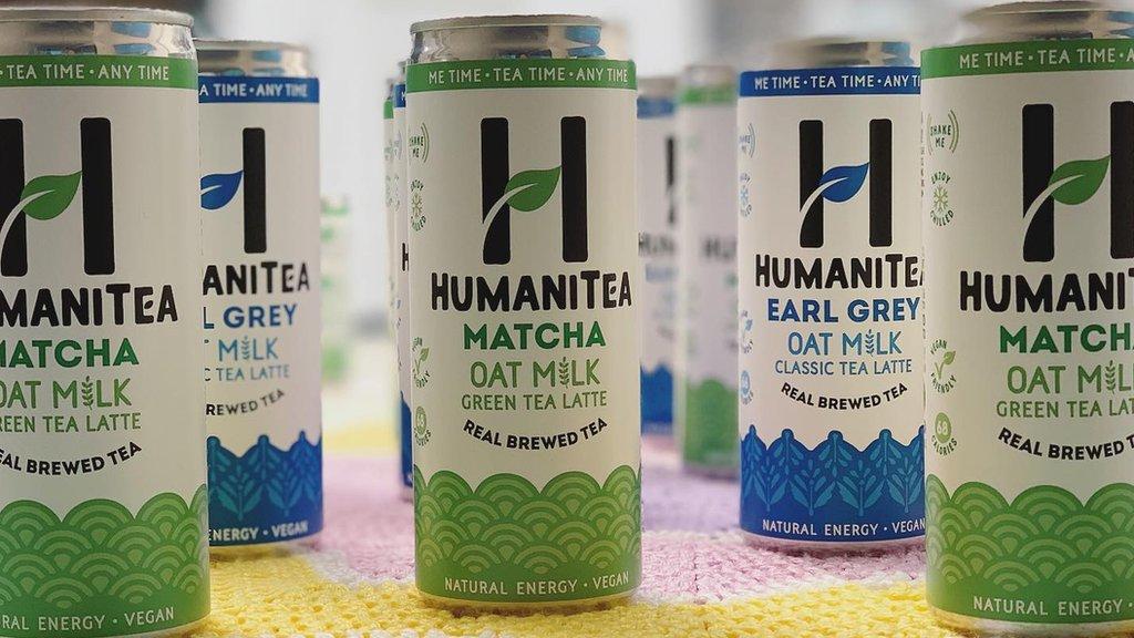 HumaniTea drinks