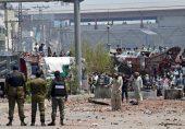 لاہور واقعے پر اہلسنت علما کی کال پر جزوی ہڑتال، کئی شہروں میں کاروبار بند