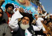تحریکِ لبیک پاکستان: دھرنوں، مظاہروں اور سیاست سے 'کالعدم تنظیم' تک کا سفر