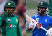 جنوبی افریقہ بمقابلہ پاکستان: نئے کپتانوں کا امتحان