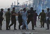 ٹی ایل پی کا مختلف شہروں میں احتجاج، درجنوں کارکن گرفتار، دو مقدمات درج