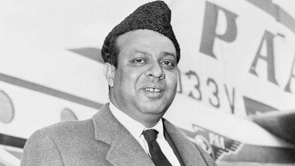 محمد علی بوگرہ