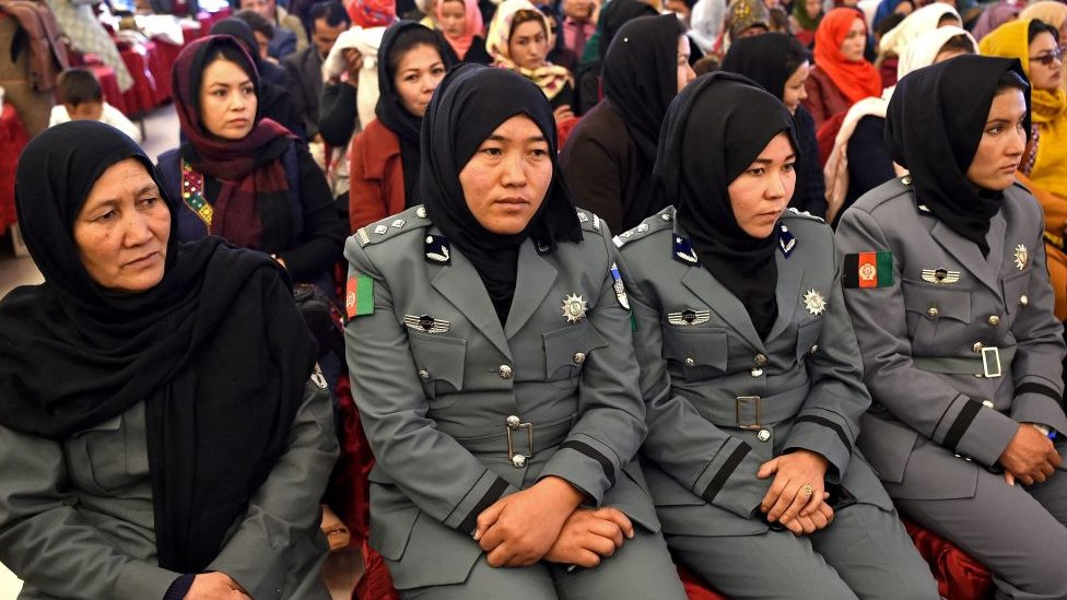 Afghanistan recently pledged to double the number of women in the police force