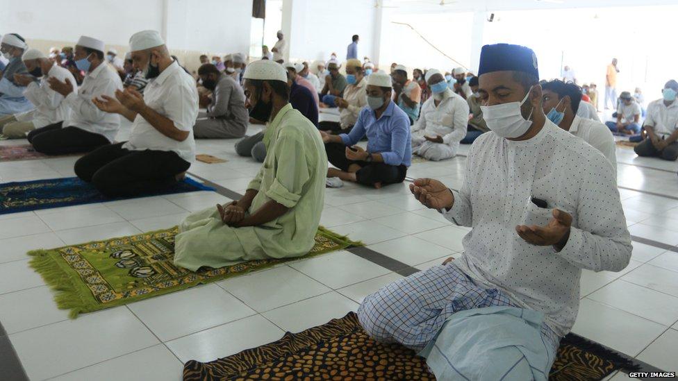 سری لنکا، مسلمان، رمضان