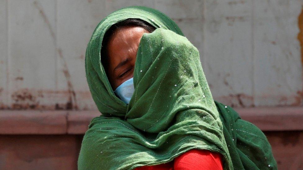 کورونا وائرس، انڈیا