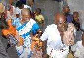 انڈیا: مندر میں نذرانے کے بال کروڑوں میں نیلامی کے بعد کہاں جاتے ہیں، ایک تنازعہ