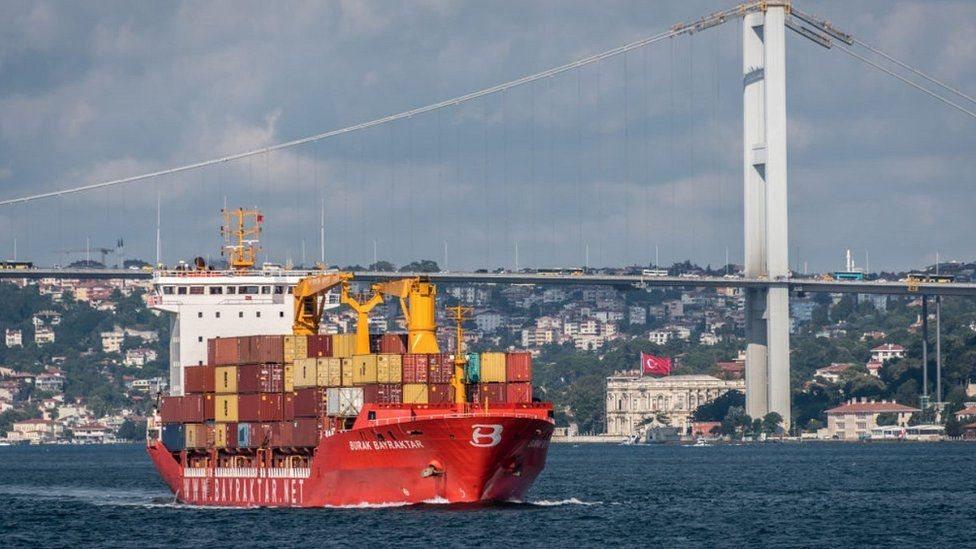 ترکی، استنبول، کینال