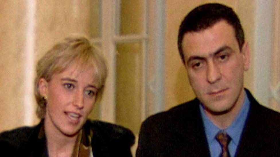 ایمی سیکومبی اور جارج جیکوس