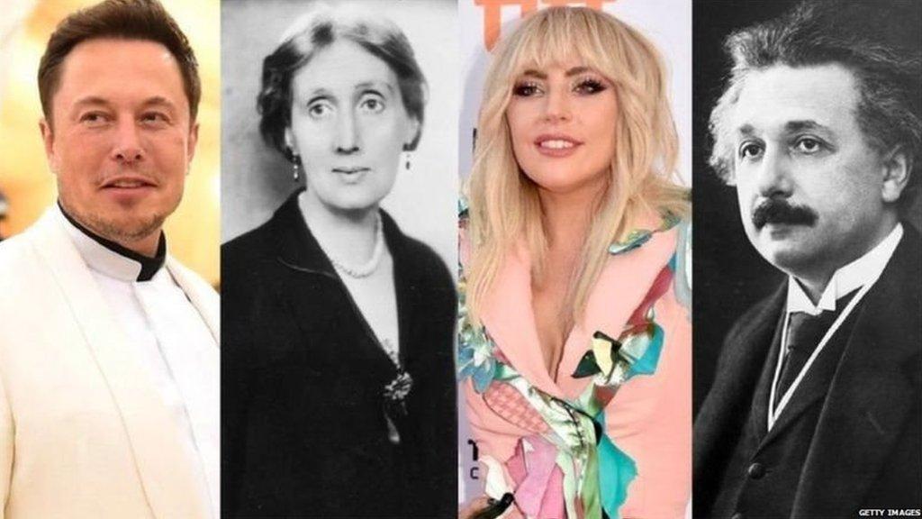 چند مشہور لوگ