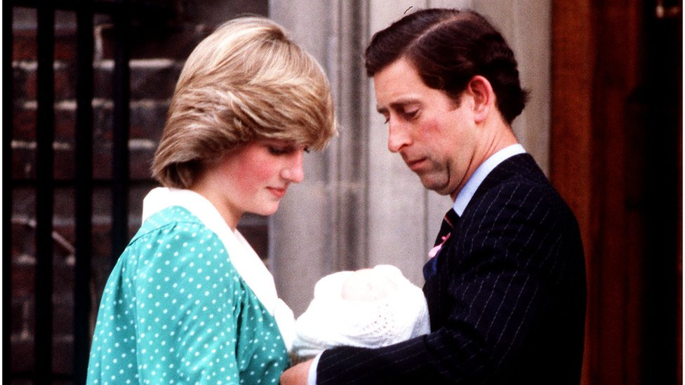 شہزادی ڈیانا، پرنس آف ویلز