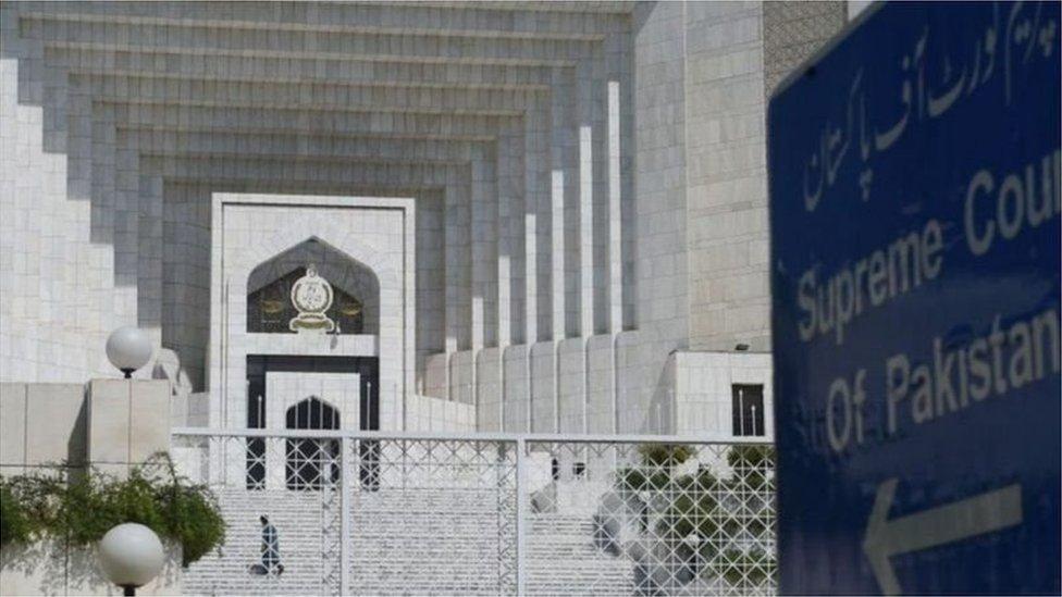 سپریم کورٹ آف پاکستان، جسٹس قاضی فائز عیسیٰ