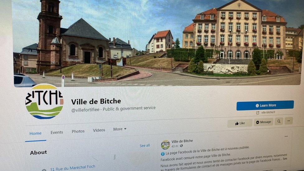 Bitche's Facebook page.