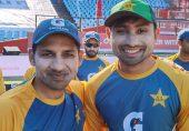 پاکستان بمقابلہ جنوبی افریقہ: پاکستان کا جنوبی افریقہ کے خلاف ٹاس جیت کر پہلے بولنگ کا فیصلہ