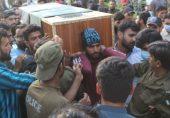 تحریکِ لبیک کے مظاہروں میں پولیس کانسٹیبل محمد افضل اور علی عمران کی ہلاکت: 'جب بچے پوچھیں بابا کہاں ہیں تو بول دینا ہم ہار آئے جان فرض ادا کرتے کرتے'