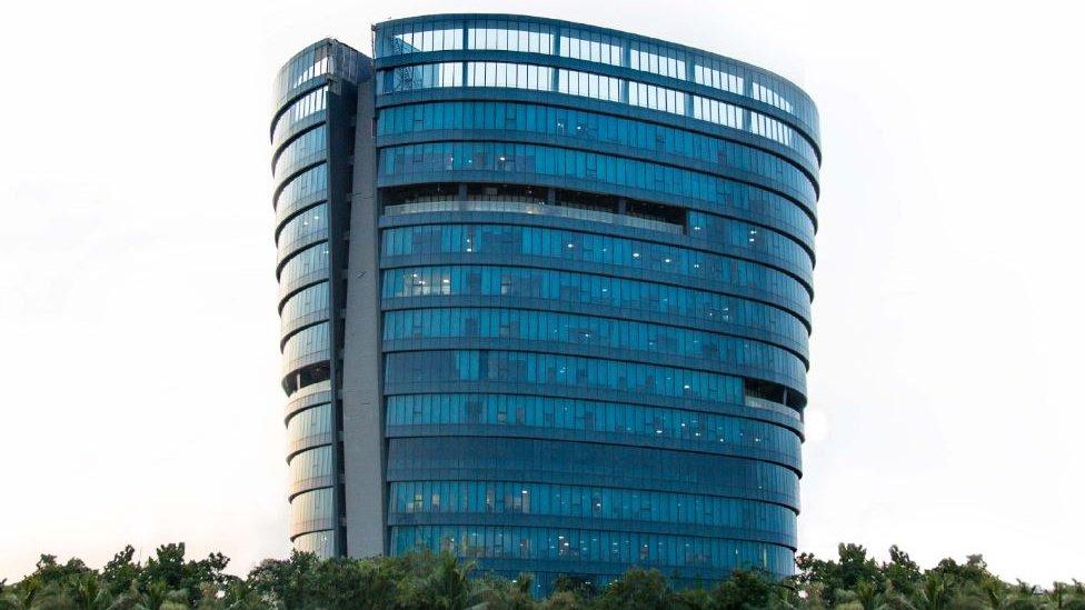 سدھار کی کمپنی زوہو کا چنائی میں دفتر