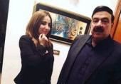 وزیر داخلہ شیخ رشید نے میری وجہ سے آج تک شادی نہیں کی: حریم شاہ