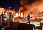 کوئٹہ دھماکا خود کش تھا: وزیر داخلہ شیخ رشید