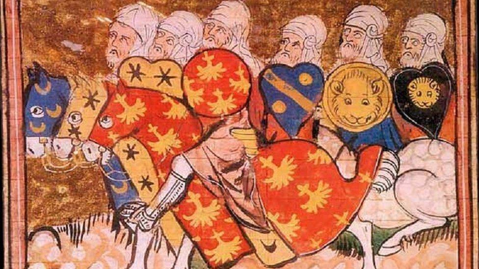 صلاح الدین کی فوج