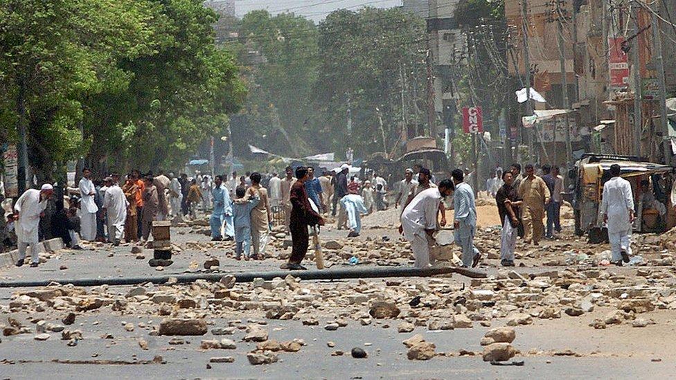 12 مئی کے بعد کراچی میں امن و امان کی صورتحال خراب ہوگئی