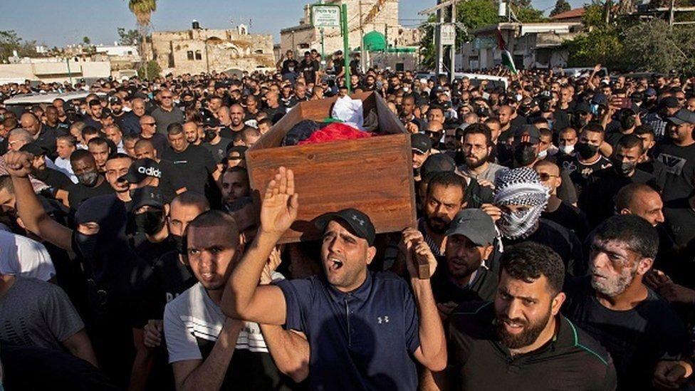 فلسطین اسرائیل تنازع