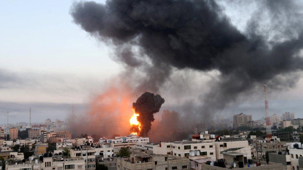 اسرائیلی حملہ