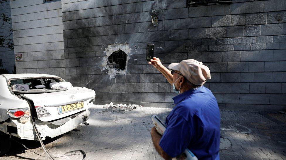 اسرائیل، غزہ