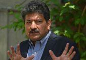 حامد میر کی ملٹری اسٹیبلشمنٹ پر تنقید کے بعد پروگرام کیپیٹل ٹاک کے میزبان کو 'چھٹی پر بھیج دیا گیا'
