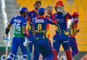 پاکستان سپر لیگ: ملتان سلطانز کا کراچی کنگز کو جیت کے لیے 177 رنز کا ہدف