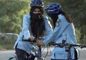 اسلام آباد پولیس کا سائیکل پیٹرولنگ یونٹ: 'خدشتہ تھا کہ کہیں گھر والے پولیس کی نوکری چھوڑ کر گھر بیٹھنے کا نہ کہہ دیں'