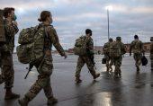 طالبان کی پیش قدمی میں تیزی، صدر اشرف غنی واشنگٹن میں