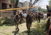 لاہور: حافظ سعید کے مکان کے نزدیک بم دھماکہ، دو افراد ہلاک، متعدد زخمی