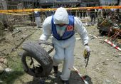جوہر ٹاؤن دھماکہ: لاہور دھماکہ کیس میں پولیس کا ایک اور ملزم کی گرفتاری کا دعویٰ