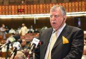 رپورٹرز ڈائری: 'ہیڈ فون لگا تو وزیرِ خزانہ کے لیے کچھ آسانی ہوئی'