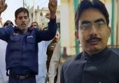 خوشاب میں توہین مذہب کا الزام لگا کر بینک منیجر کو قتل کرنے والے سیکیورٹی گارڈ کو سزائے موت سنا دی گئی