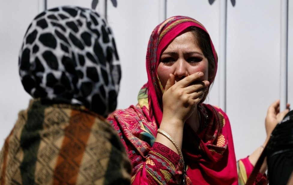 افغانی خواتین